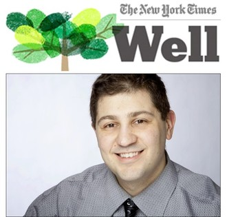 "Domenic Martinello, MD, featured in The New York Times' ""Think Like a Doctor"" Section"